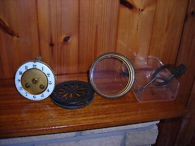 Japy Freres clock movement