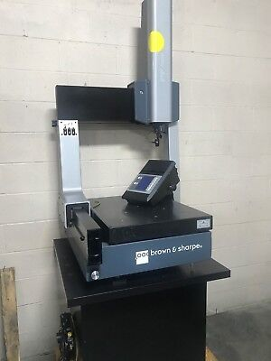 Brown and Sharpe Gage 2000 Coordinate Measuring Machine