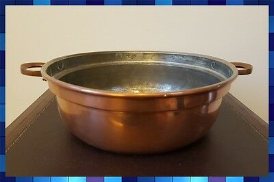 Wonderful Vintage Copper Pot By Nader Factory