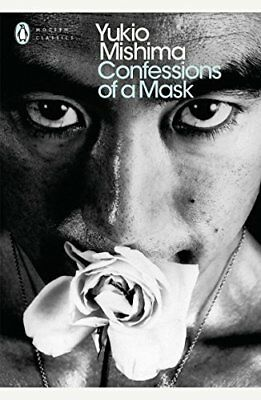 Confessions of a Mask by Yukio Mishima New Paperback Book