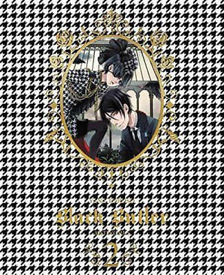 Yana Toboso Artworks Black Butler 2 by Yana Toboso New Hardback Book