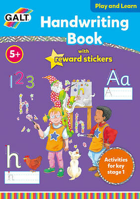 Galt Home Learning Handwriting Book - NEW
