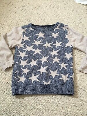 Boys Next Star Jumper Size 18-24 Months