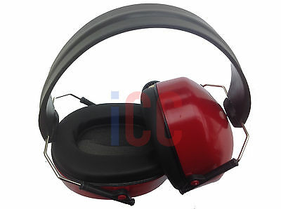 Professional ear defenders folding 25db noise protection padded folding comfort
