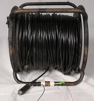 Telecast MX Fiber Cable Approx. 500ft  Use with Copperhead and others