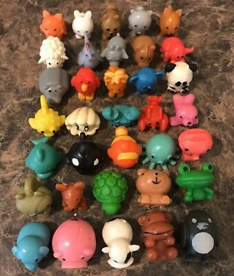 ONE OF EACH SQWISHLAND SQUISHY Pencil Topper! 35 INCLUDED!