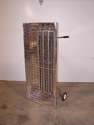 NEW Chromalox STAR-14A-43-P Portable Radiant Heater 480V 13.5KW 3PH 16.2A