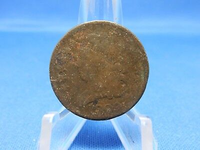 1809 Classic Head Half Cent - About Good