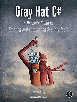 Gray Hat C by Brandon Perry New Paperback Book