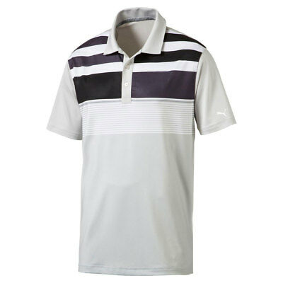 Puma Road Map Asym Polo Cresting 573933 Men's New - Choose Color & Size!
