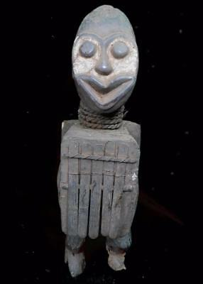 Old Tribal Bamum Musical String   Figure   ---  Cameroon