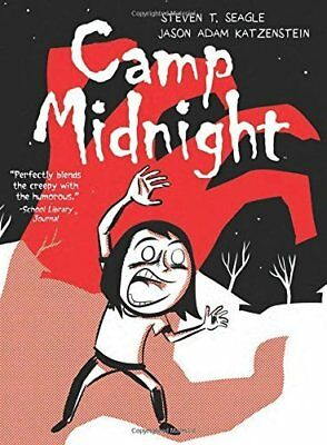 Camp Midnight by Steven T. Seagle New Paperback Book