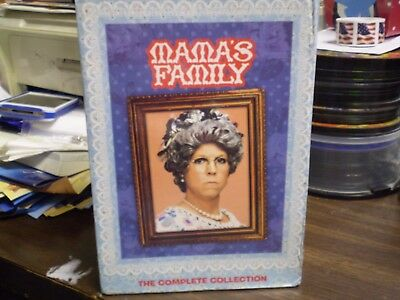 Mama's Family: The Complete Collection (24 DVD set, 2017)  All 6 Seasons   NEW