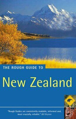 The Rough Guide to New Zealand - 4th Edition by Whitfield, Paul Paperback Book