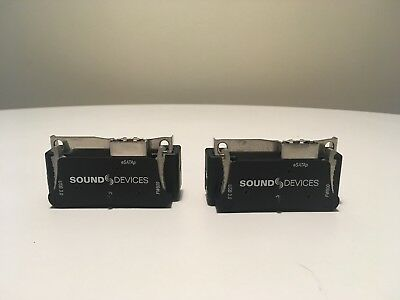 "USED Sound Devices 2.5"" SSD Drive Caddy for PIX-220 and PIX-240 (2 available)"