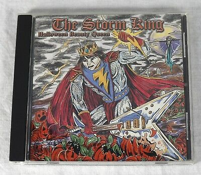 The Storm King 2001 Halloween Beauty Queen Single CD Rock Music SCR1031 NM/NM