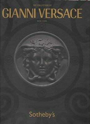 GIANNI VERSACE Sotheby's Auction Catalogue 5/21/05