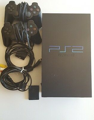 Playstation 2 works for parts or repair