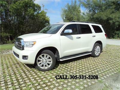 2014 Toyota Sequoia Platinum Carfax certified Only 12k miles Like new 2014 Toyota Sequoia Platinum Carfax certified Only 12k miles Like new