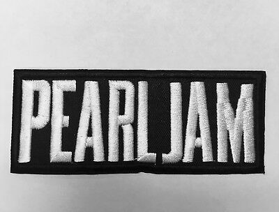 Pearl Jam Patch Grunge Alternative Rock Punk