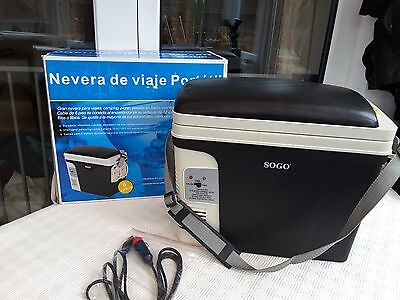 SOGO thermoelectric cooler & warmer mini fridge 6 litre PICK UP ONLY