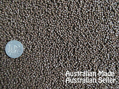 AUSSIE CICHLID SUPREME PELLETS Choose size and weight Fish Food MADE WEEKLY