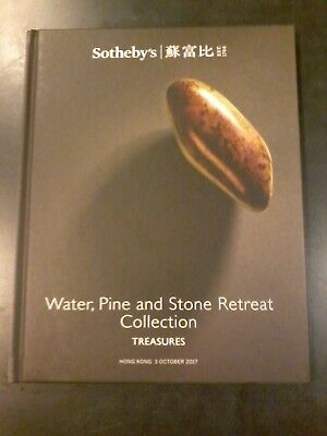 Sotheby Water, Pine and Stone Retreat Collection   Hong Kong 3 October 2017