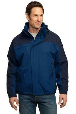 Port Authority Mens Big and Tall Nootka Jacket Polyester Winter Coat TLJ792