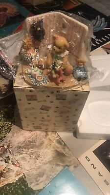 """Cherished Teddies Collectible Ornaments New In Box 277002 """"Mary Jane"""" 97-98"""""""