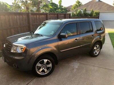 2012 Honda Pilot EXL Honda Pilot 2012 EXL, 42 K Miles only, single owner, Great condition!