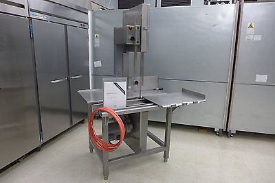 """Hobart 6801 142"""" Meat Saw 3 HP 220/3 Ph Commercial Butcher Beef Slicer 6614 Biro"""
