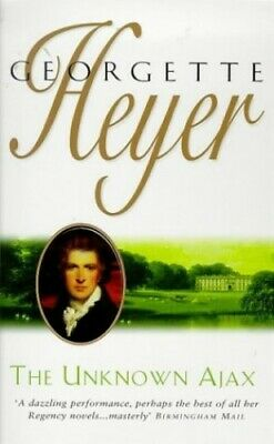 The Unknown Ajax by Heyer, Georgette Paperback Book The Cheap Fast Free Post