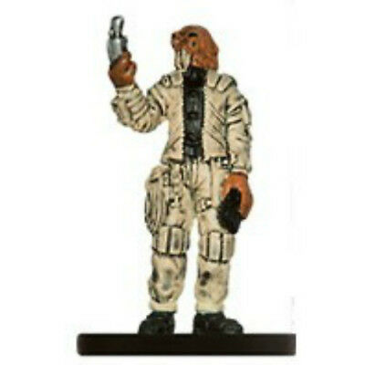 Aqualish Technician - Star Wars Galaxy at War Figure