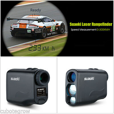 PRO 656 Yd GOLF HUNTING LASER RANGE FINDER LASER 600M SCOPE METER SPEED MEASURE