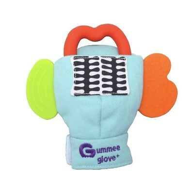 Gummee Glove PLUS (Turquoise) For 6-12 Months Teething