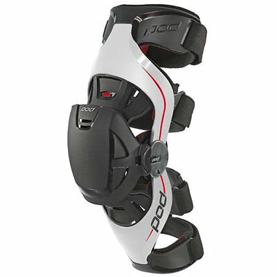 POD K4 Premium MX Knee Brace Pair (Right & Left)