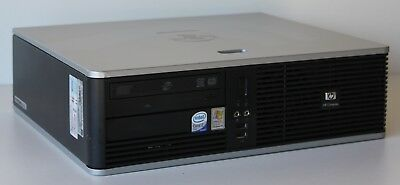 PC DE BUREAU HP DC5700 Core 2duo 2,13Ghz HDD250Go ,Windows7