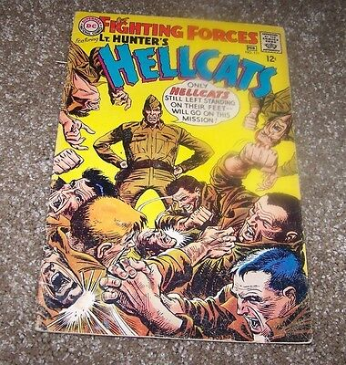 Our Fighting Forces  #111 (DC Comics February 1968)