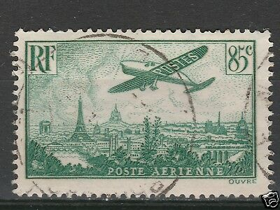 1936 PA n°8 Avion oblitéré (lot 161)