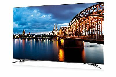 Samsung UE55F8000 LED Smart TV (55 Zoll) Full HD 3D 1000Hz WLAN Touch RT OVP TOP