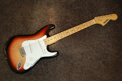 Stratocaster Vintage Volbes Made in Japan 70s