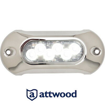 Promo : 65Uw06B-7 Eclairage Led Bleu Etanche Attwood Marine / Underwater Light