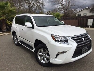 2017 Lexus GX  BRAND NEW, 247 MILES ONLY, PRIVATE PARTY, 4WD, 3RD ROW SEATS, FULL WARRANTY