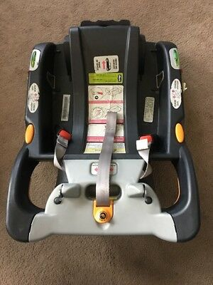 Chicco KeyFit 30 Infant Car Seat Base ONLY - Accepts KeyFit and KeyFit 30 Seats