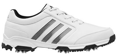 Adidas Adipure 360 Lite Golf Shoes Q46893 White/Black Men's New - Choose Size!