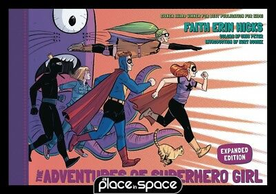 Adventures Of Superhero Girl Expanded Ed - Hardcover