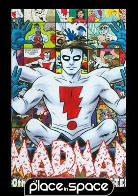 Madman 20Th Anniversary Monster - Hardcover
