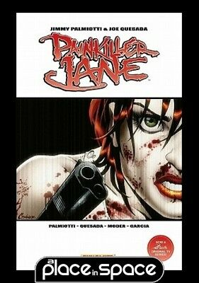 Painkiller Jane Vol 02 Everything Explodes - Softcover