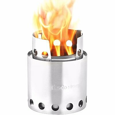 Solo Stove Lite - Compact Wood Burning Backpacking Stove Brand New