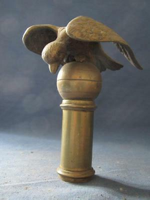 Old cast brass Eagle